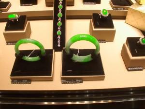 香港 高級宝石店