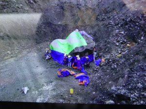 174トン巨大翡翠原石 発見!