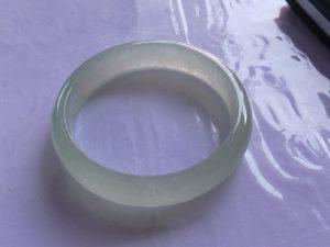 氷翡翠バングル ステータス